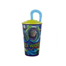 BANQUET Kubek z pokrywą 600 ml Toy Story L 1214TO33588