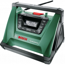 BOSCH PRA Multipower Radio akumulatorowe 06039A9000