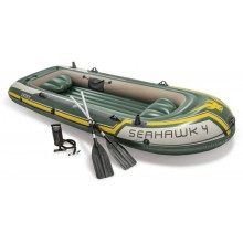 INTEX Ponton Seahawk 4 SET 68351NP