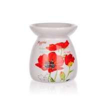 BANQUET Aroma lampka 10.2 cm Red Poppy 60ZF1060RP