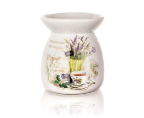 BANQUET Aroma lampka 10.2 cm LAVENDER 60ZF1060