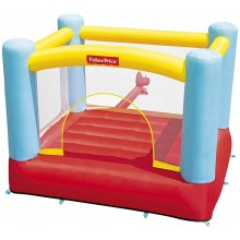 BESTWAY Dmuchaniec Fisher-Price Bouncetacular Bouncer 170 x 152 cm, 93549
