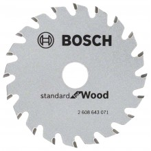 Bosch Tarcza pilarska Optiline Wood 85x1,1/0,7mm, 2608643071