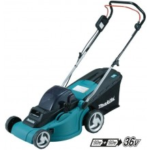 MAKITA Akumulatorowa kosiarka 430 mm Li-ion 2x18 V bez akumulatora (AM3743Z) Z DLM431Z