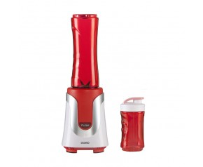 DOMO Smoothie Blender - czerwony DO434BL