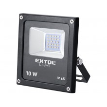 EXTOL LIGHT Reflektor halogenowy ECONOMY LED, 650 lm 43221