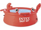 INTEX Komplet basenowy Happy Crab Easy 1,83 m x 0,51 cm 26100NP