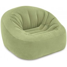 INTEX BEANLESS BAG CLUB CHAIR Fotel nadmuchiwany 124 x 119 x 76 cm 68576