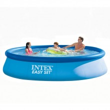 INTEX Basen rozporowy Easy Set Pool 396 x 84 cm, 28143NP
