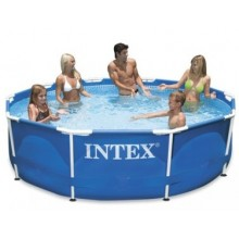 INTEX Basen stelażowy Metal Frame Pool 305 x 76 cm 28200NP