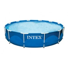 INTEX Basen stelażowy Metal Frame Pool 366 x 76 cm 28210NP