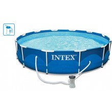 INTEX Basen stelażowy Metal Frame Pool 305 x 76 cm, 28202NP