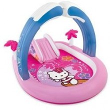 INTEX Hello Kitty© - Dmuchany plac zabaw Play Center 57137NP