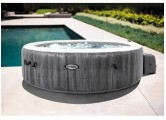 FULL ZESTAW DMUCHANE SPA GREYWOOD JACUZZI 196x71 cm 4 os INTEX 28440