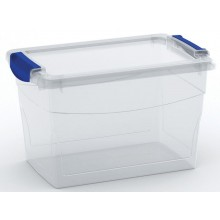 KIS OMNI LATCH BOX S 16L 39x26x24cm transparent