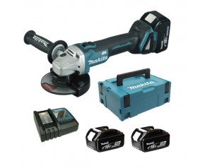 Makita WirelessAngle DGA504RTJ 18V - DGA504RTJ