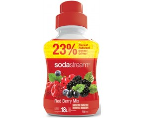 SODASTREAM Syrop Red Berry 750 ml 40023018