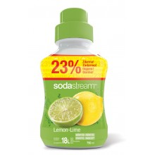 SODASTREAM Syrop Lemon Lime 750 ml 40023018