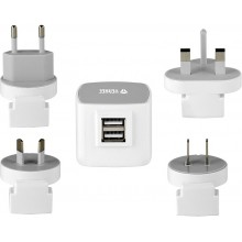 YENKEE YAT 202 Travel Adapter USB 3.5A 35045892