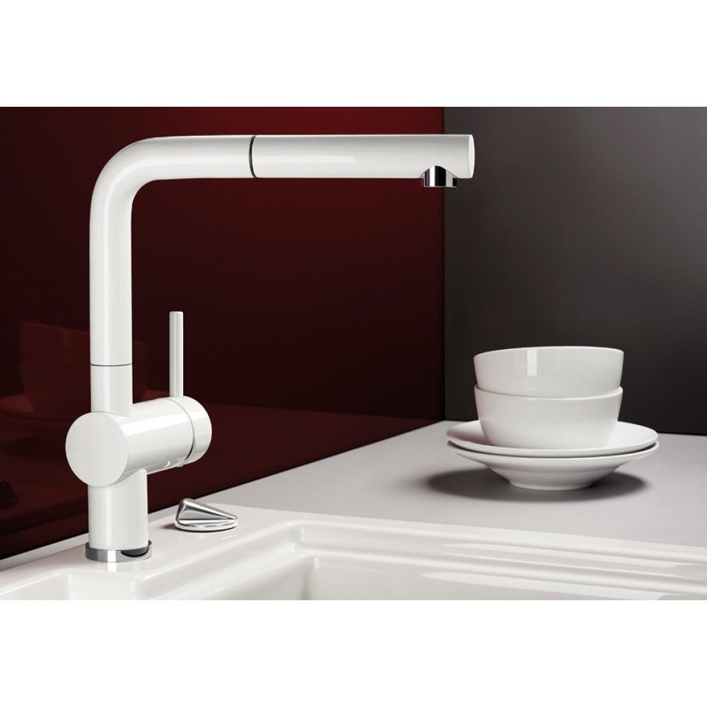 blanco linus s bateria kuchenna ceramika ja min chrom 516712. Black Bedroom Furniture Sets. Home Design Ideas