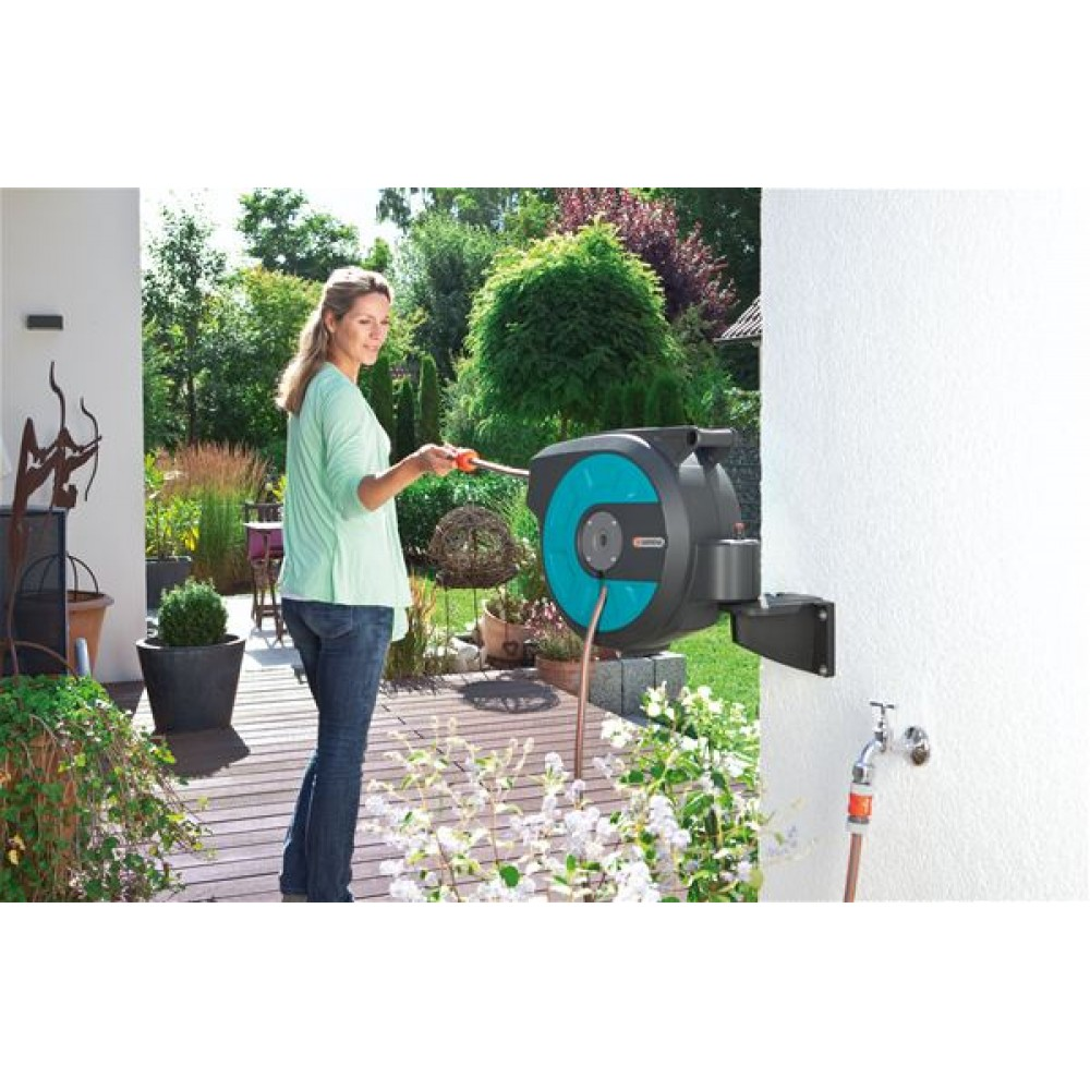 gardena b ben na cienny 15 roll up automatic 8022 20. Black Bedroom Furniture Sets. Home Design Ideas