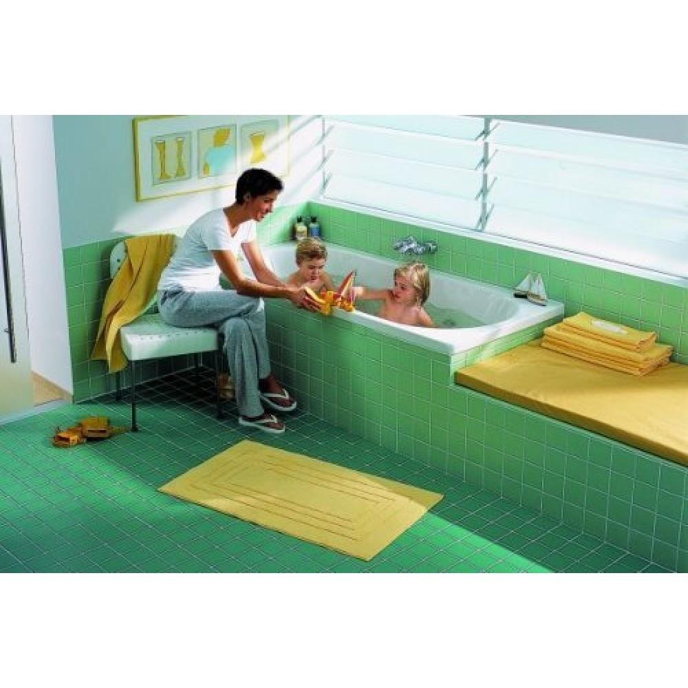 kaldewei classic duo 110 wanna 180 x 80 cm bia a 291000010001. Black Bedroom Furniture Sets. Home Design Ideas