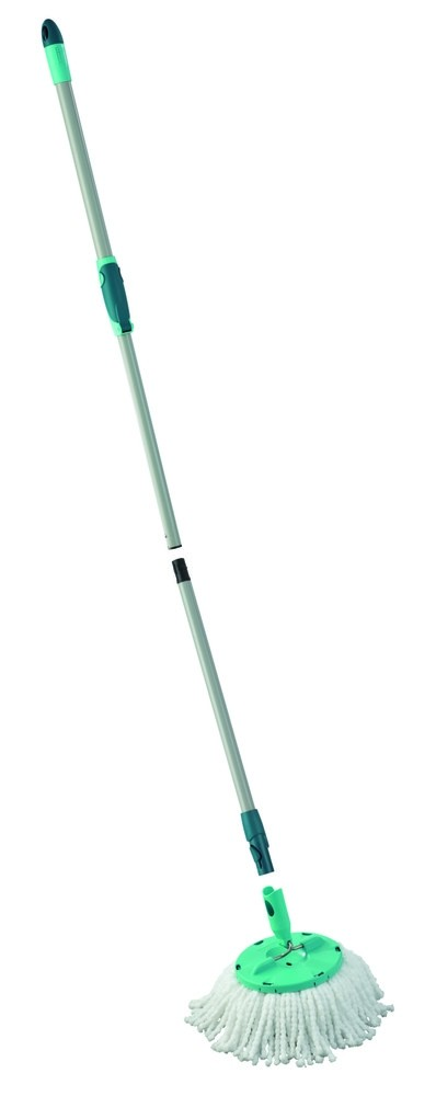 leifheit mop clean twist system 52019. Black Bedroom Furniture Sets. Home Design Ideas