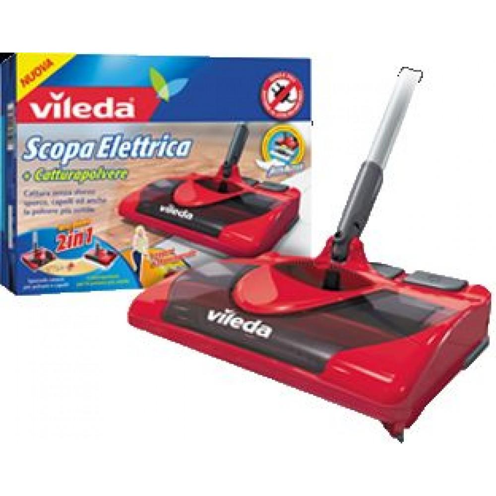 Vileda e sweeper szczotka elektryczna 143603 for Vileda 123186